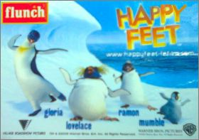 Happy Feet - Flunch - 2006